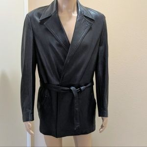 GIANNI VERSACE VINTAGE LEATHER 1973 ITALY